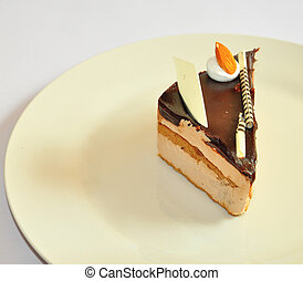 chocolate fudge coffee cake 8