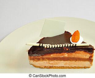 chocolate fudge coffee cake 9
