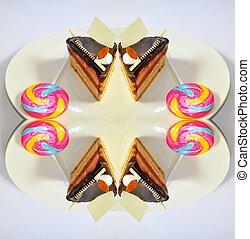 chocolate fudge coffee cake28