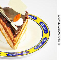 chocolate fudge yellow 1