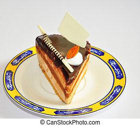chocolate fudge yellow 6