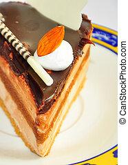 chocolate fudge yellow 8