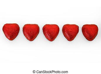 Chocolate Hearts 3