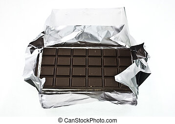 chocolate, hojuela