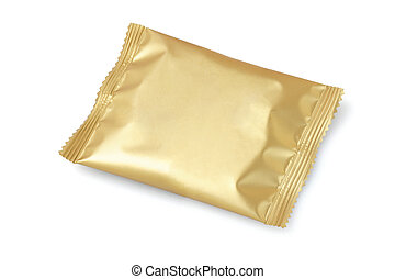 Chocolate In Wrapper