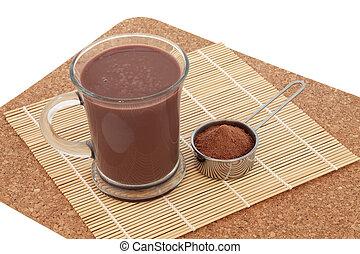 Chocolate Maca Health Drink