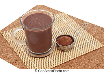 Chocolate Maca Health Drink