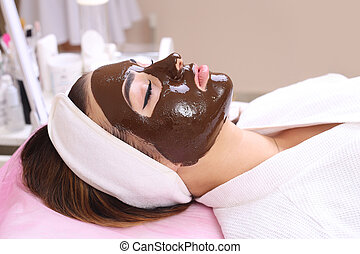 hocolate Mask Facial Spa. - Chocolate Mask Facial Spa....