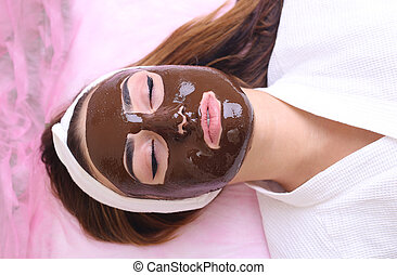 hocolate Mask Facial Spa.