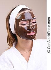 hocolate Mask Facial Spa.