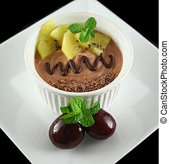 Chocolate Mousse 3