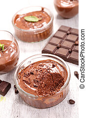chocolate mousse