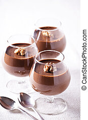 Chocolate Mousses