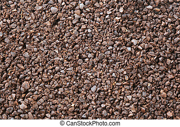 chocolate nibs background - chocolate nibs or crushed cocoa...
