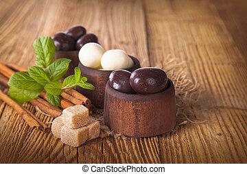chocolate nut