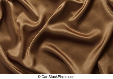 chocolate or coffee satin or silk background