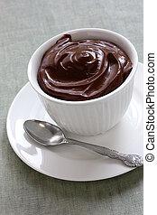chocolate pudding - chocolate dessert