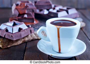 chocolate quente