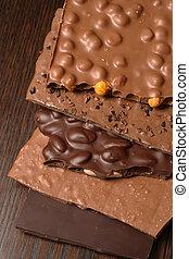 Chocolate slab 2