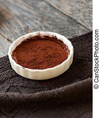 Chocolate souffle