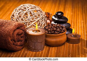 chocolate, spa