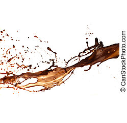 chocolate splash
