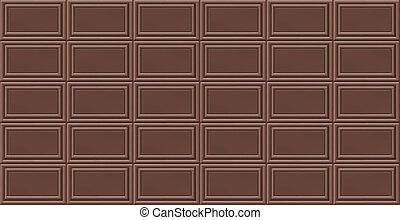 Chocolate vector