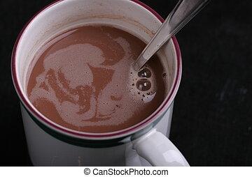 chocolate1, caldo