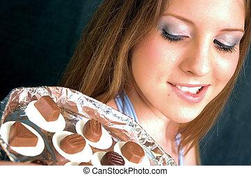 Chocolates3 - Tempting chocolates