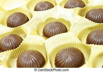 chocolats, neuf