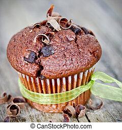 chocoloate cupcake