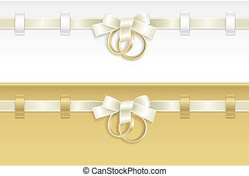 chodnikowiec, tła, ślub