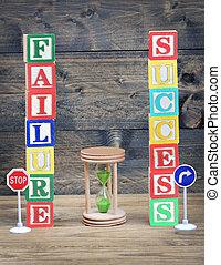 Choice Failure or Success