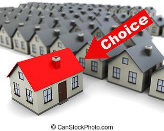 choice house