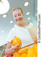 choice of orange