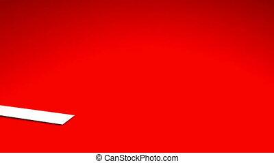 choinka, origami, 01