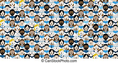 choir seamless background - seamless repeat background of...