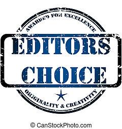 choisi, certifié, bleu, graphique, choicebackground, editors...