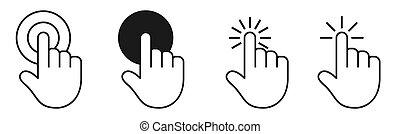 choisir, signe., cueillir, choix, sélection, sélectionner, symbole.