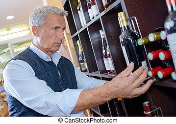 choix, vin