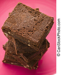 choklad, stack, miniorscout