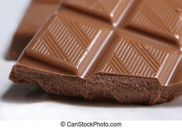 chokolade, fristelse