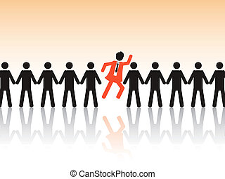 choose employee - the background of employment issue to...
