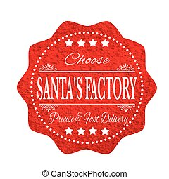 choose santa's factory
