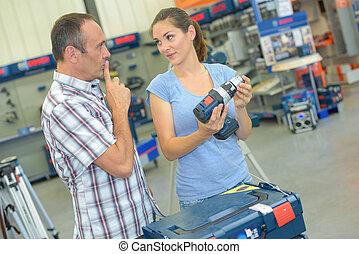 choosing a driller