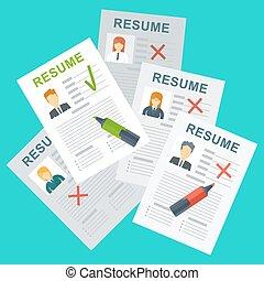 choosing best man resume - Cv writing. Recruiters man...