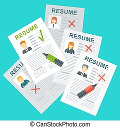 choosing best man resume - Cv writing. Recruiters man...