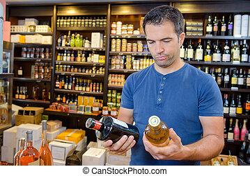 choosing liquor