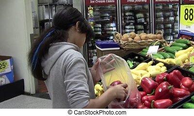Choosing Peppers