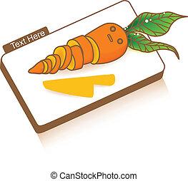 Chop Chop Carrot